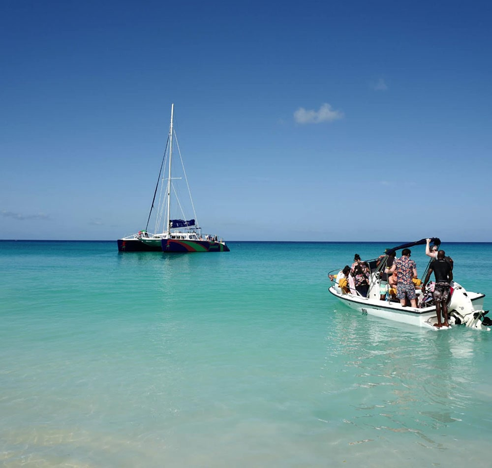 Barbados Boat Incentive Travel - 2