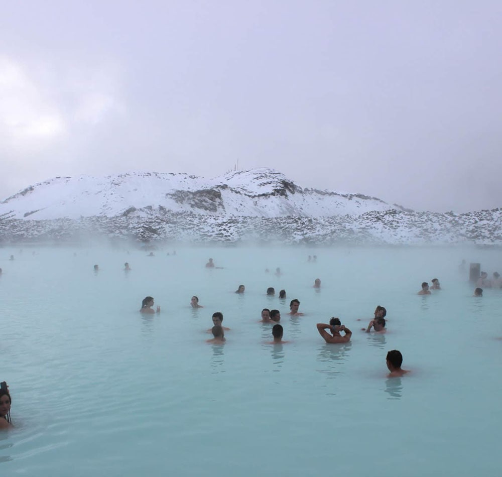 Iceland Pool Incentive Trip