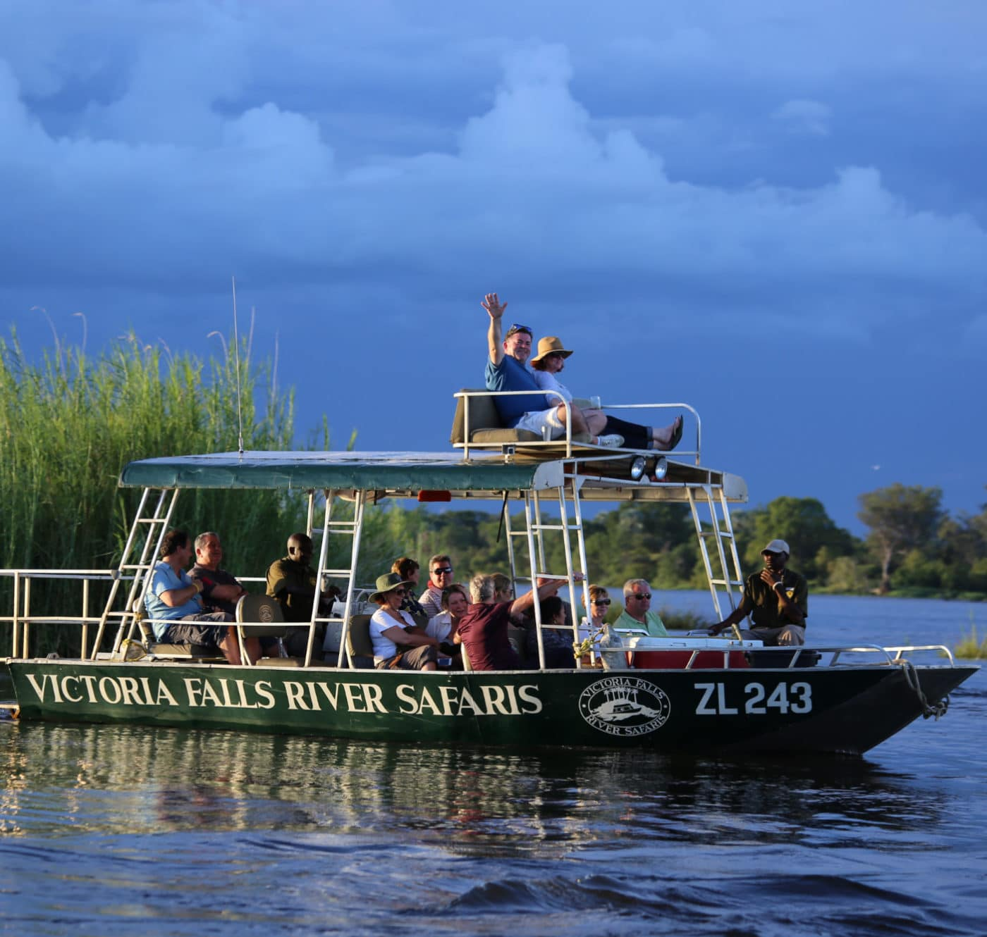Zamba Safari Sensational Incentive Trip
